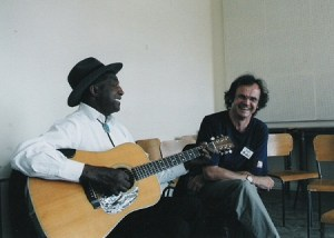 Michel Lelong et John Jackson Exeter