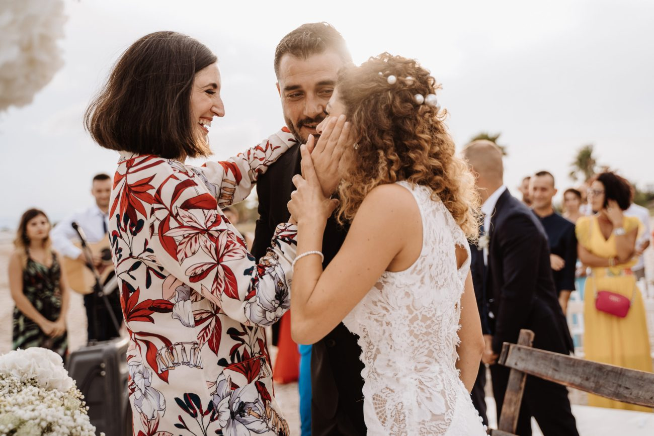 foto spontanee matrimonio in Sardegna