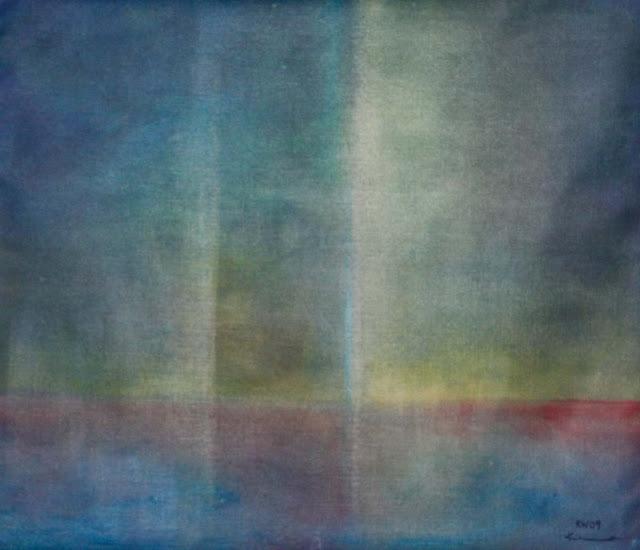 Öl auf Leinwand 2009 © by Raphael Walenta