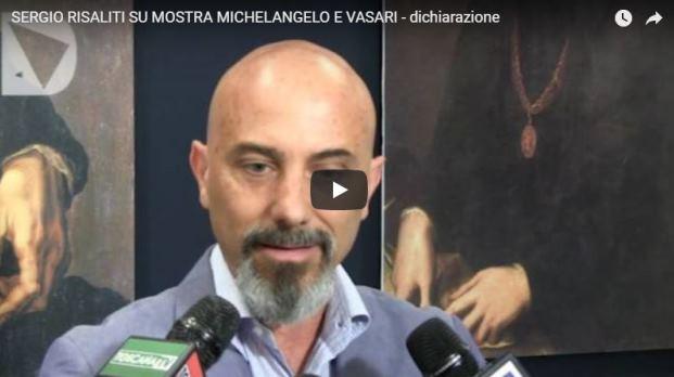 Intervista con Sergio Risaliti – Mostra Michelangelo e Vasari