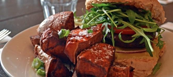Mangiare vegetariano a Londra