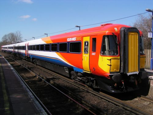 Gatwick Express - Image by Phil Scott (Our Phellap)
