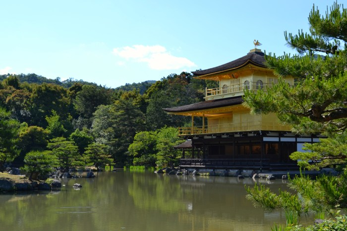 Kinkaku-ji, Kyoto © michelarno.it