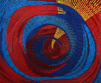 Spirale molle - 38x46cm