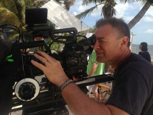 Shooting in the Florida Keys a commercial with a Canon C500