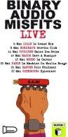 Tour Flyer !