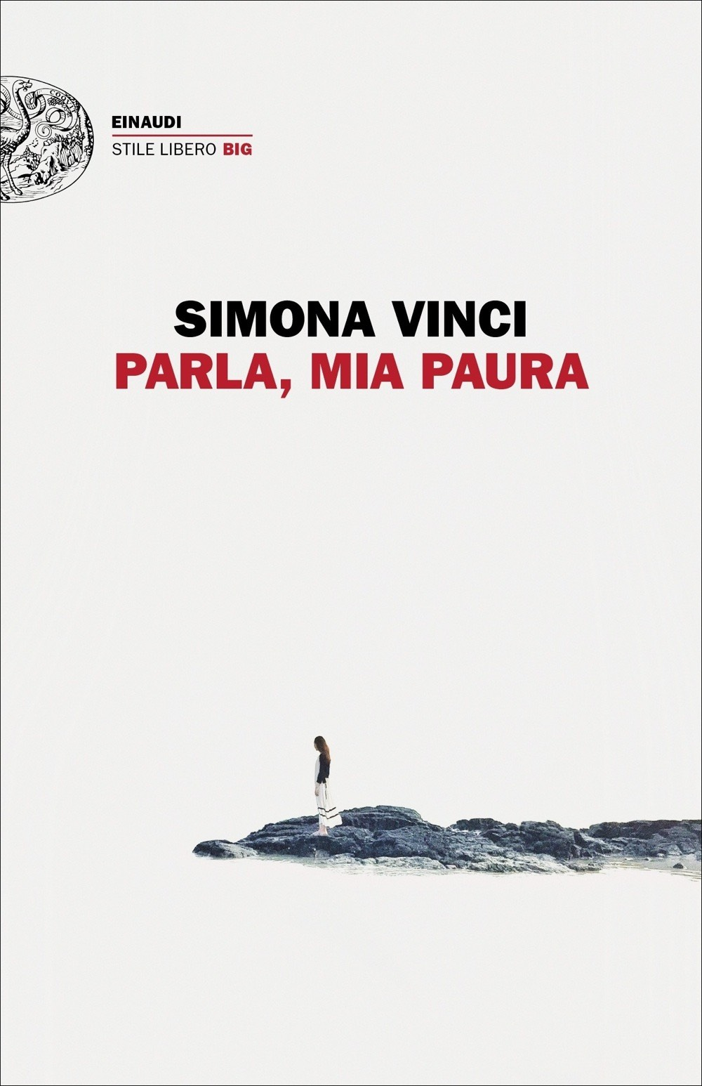 Simona Vinci_Parla, mia paura