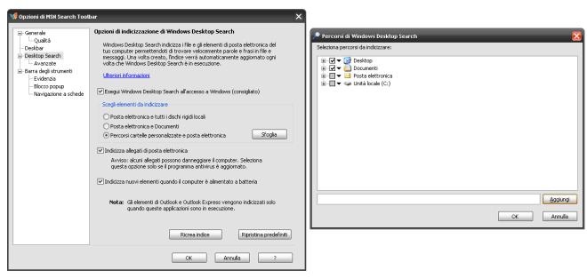 Google Desktop vs  Windows Desktop Search | Michele Bologna