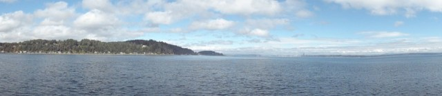 Port Orchard Washington, Puget Sound, Island