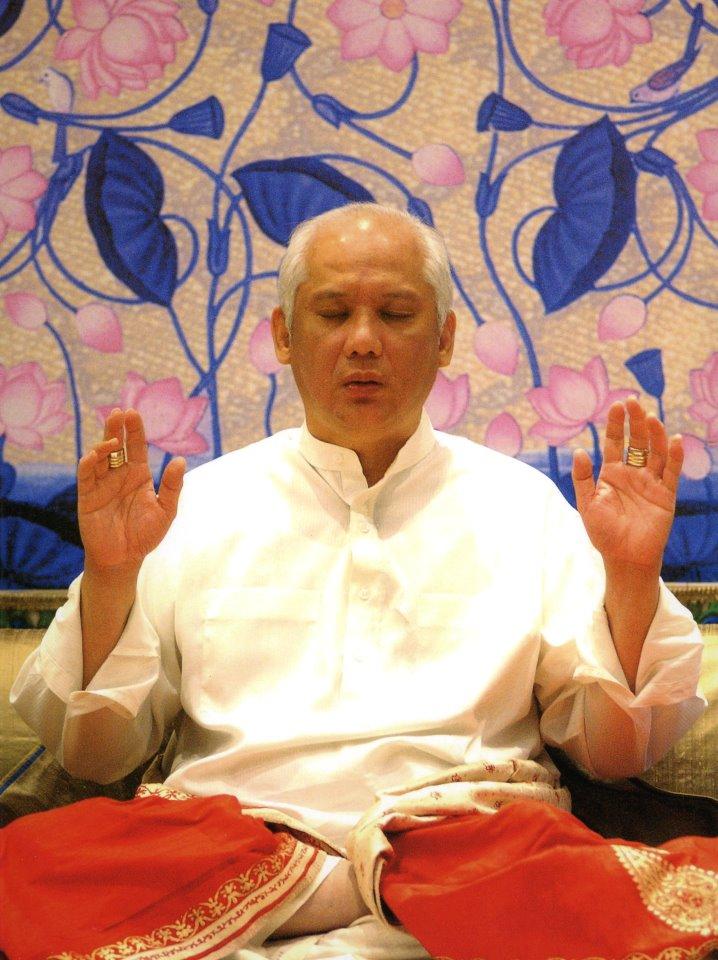 Meditazione per la pace planetaria postura corretta