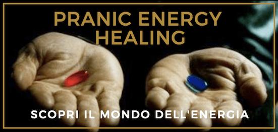 corsi pranic energy healing