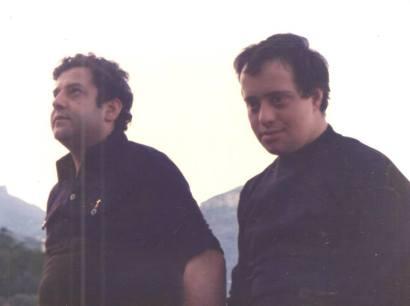Don Gildo Albanese e il fratello Antonio