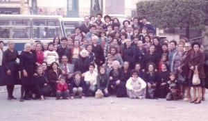 Momenti della vita parrocchiale di Don Gildo a Galatro
