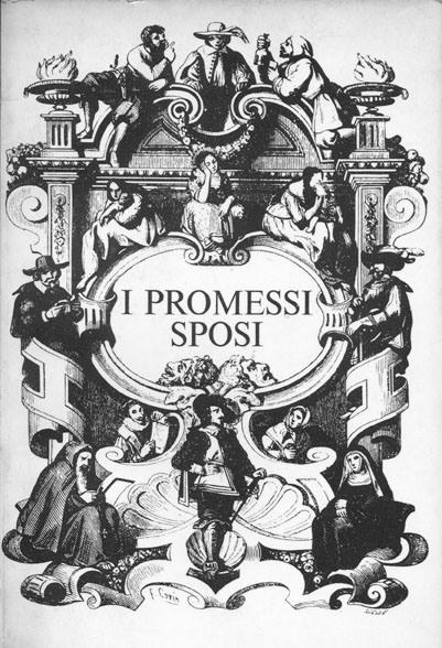 """Vignetta tratta da """"I Promessi Sposi"""""""