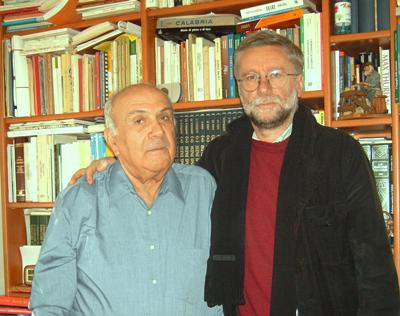 Umberto Distilo e Michele Scozzarra