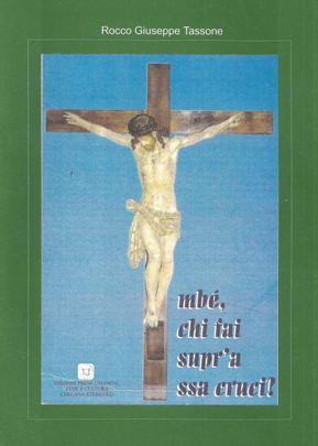 Copertina del libro di Rocco Giuseppe Tassone.