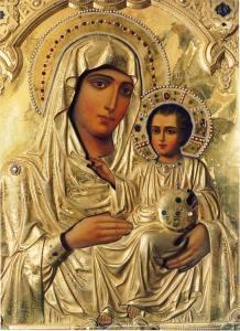 Icona della Madonna