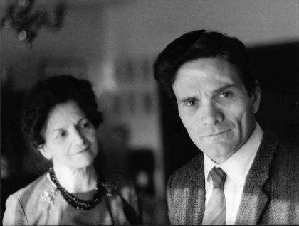 Pier Paolo Pasolini e la Madre