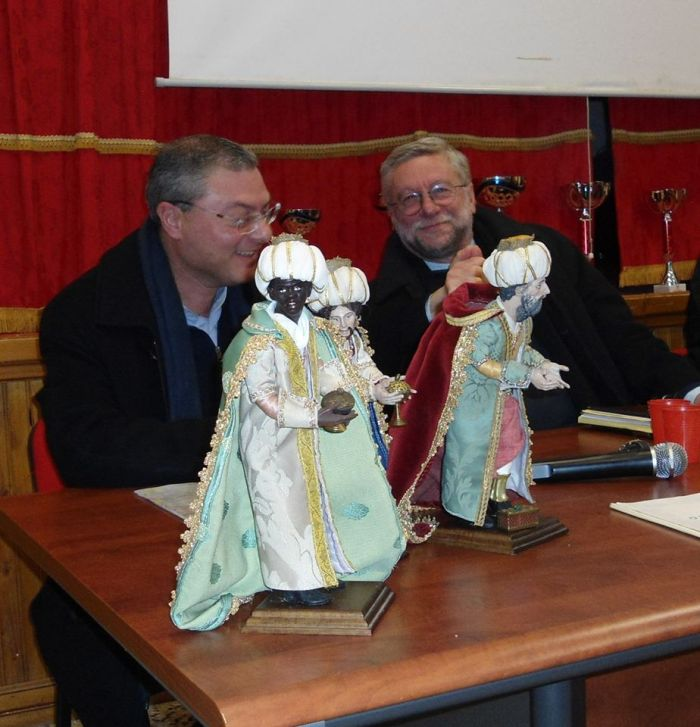 Relatori Michele Scozzarra e don Francesco Vardè