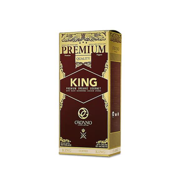 King of Coffee Gourmet Premium