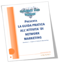 E-book Guida all'Attività di Network Marketing