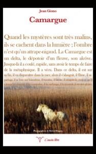 """""""Camargue"""" de Jean Giono - ed. """"l'auceu libre"""""""