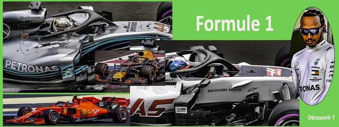 Reportages Formule 1 depuis 2018