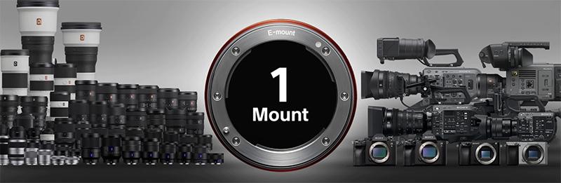 le système Sony OneMount . www.michelhugues.com