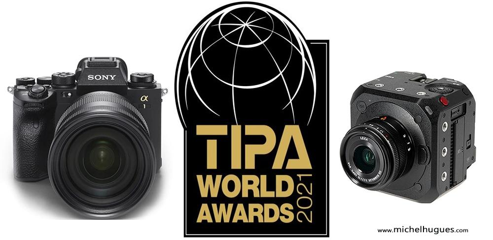 TROPHEES TIPA 2021 : le triomphe de SONY et de FUJI majoritaires en toutes catégories-www.michelhugues.com
