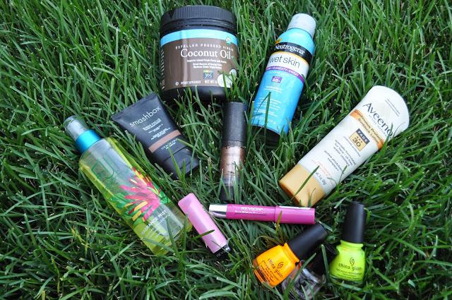 Michelle's Summer Beauty Essentials