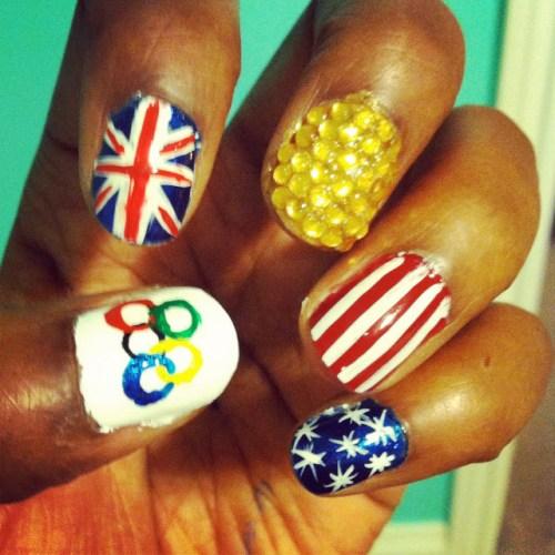 NOTW: London Olympics 2012