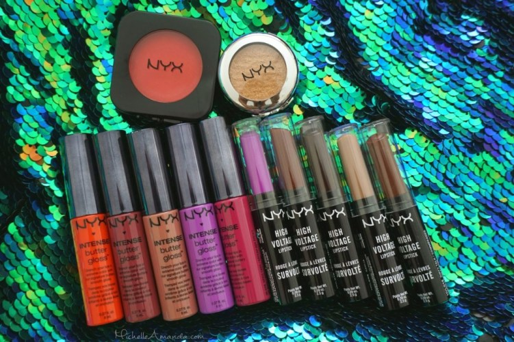 Hauling: New NYX Products for Spring/Summer 2015