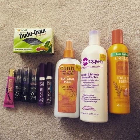 Haul: Beauty Supply Store Essentials
