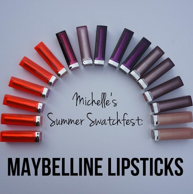 Best Maybelline Lipsticks