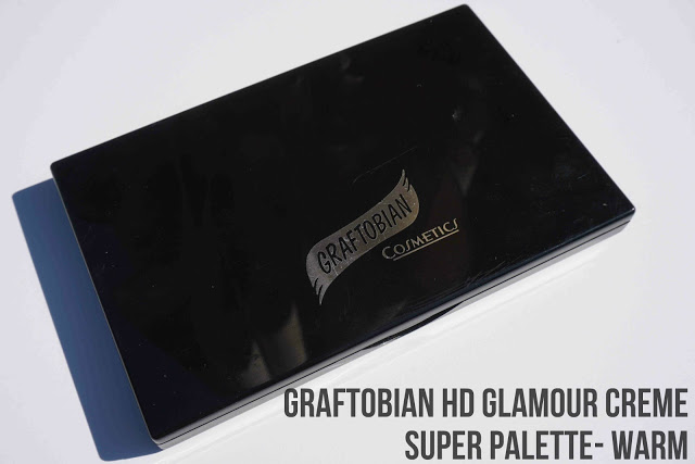 In My Kit: Graftobian HD Glamour Creme Super Palette - Warm