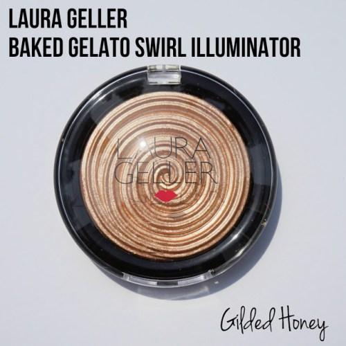 Review: Laura Geller Baked Gelato Swirl Illuminator in Gilded Honey