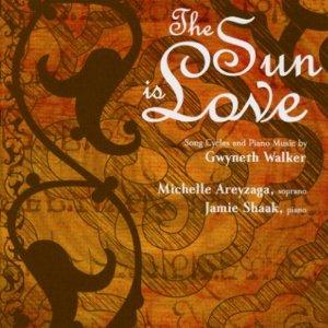 The Sun is Love Album Art