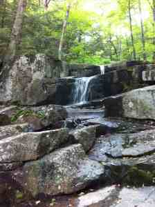 Hiking in Vermont