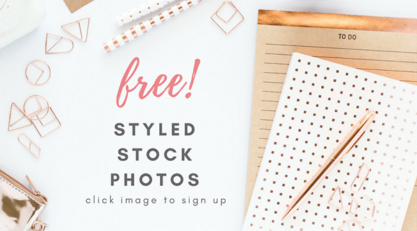 Get free styled stock photos