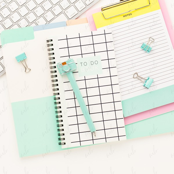 Styled Stock Photography - Bright Desktop Collection #06
