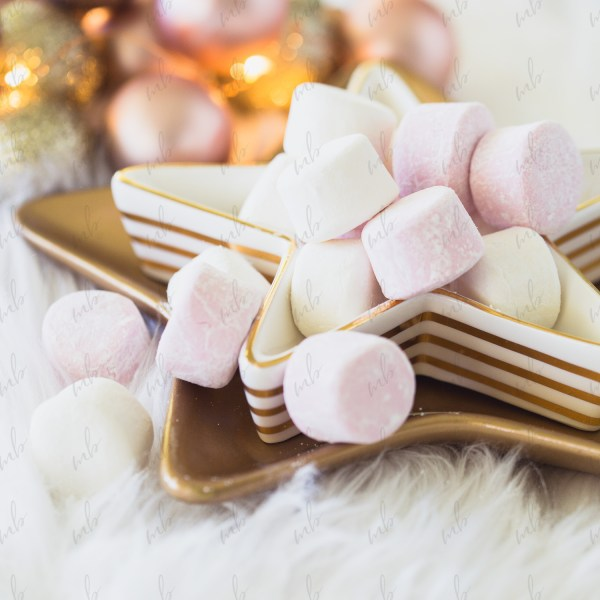 Styled Stock Photo - Pink & Gold Christmas #02