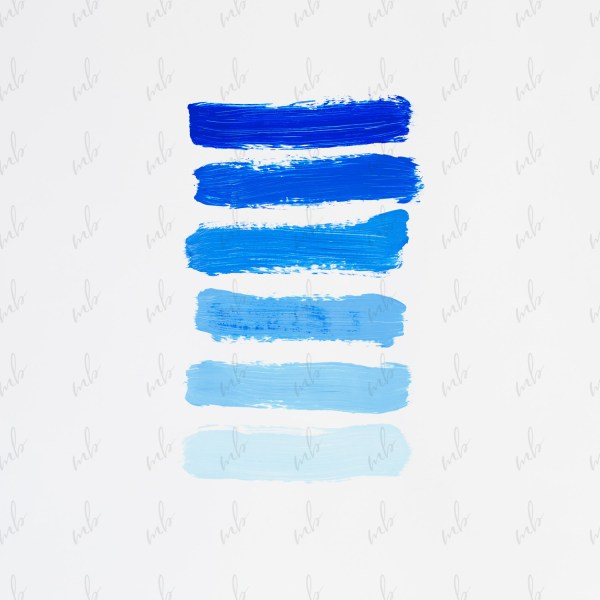 Bold Blues Collection Stock Photo Bundle