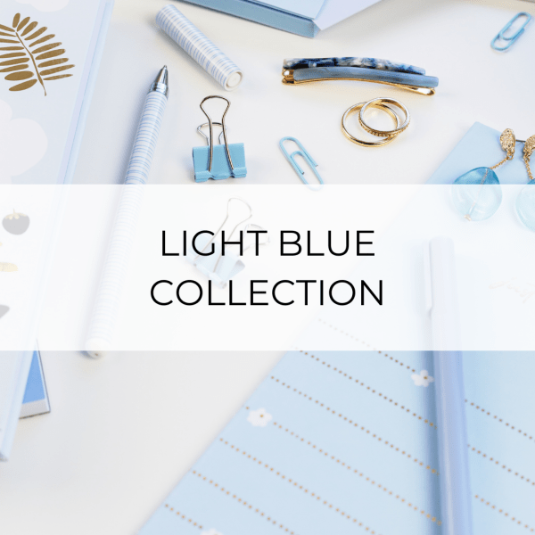 Light Blue Collection
