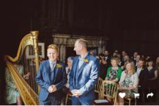Wedding music Kenilworth