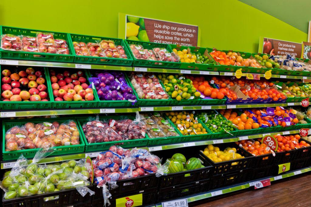 Fresh Food Stores Maidstone Road