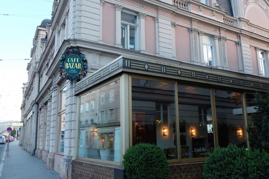 Cafe Bazar Salzburg