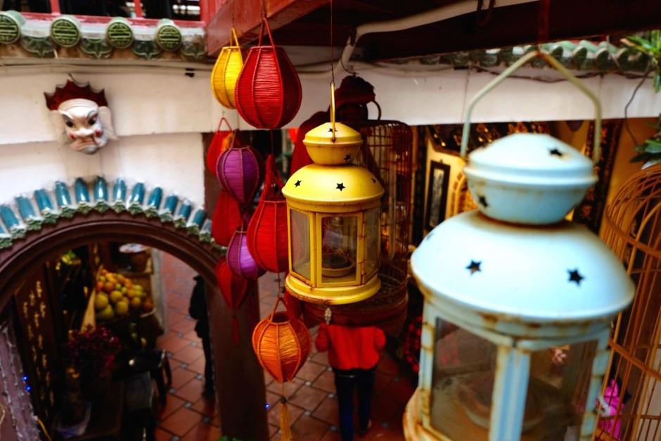 ornaments in hidden coffee