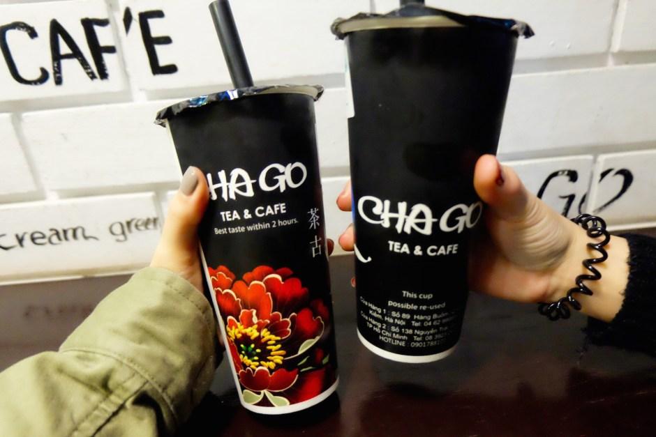 Cha Go Tea