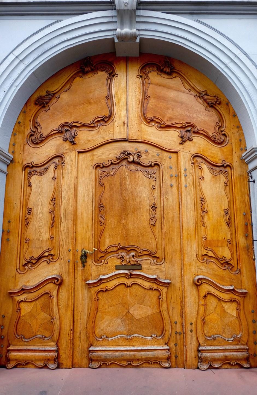 Door in Basel