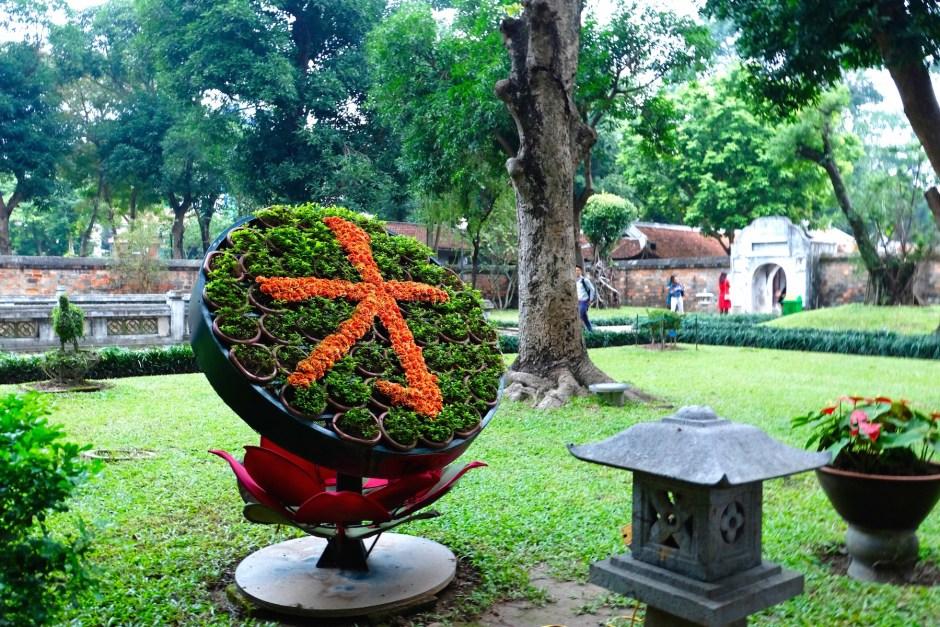 Literature Temple Garden